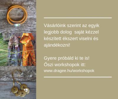 Ékszerkészítő Workshop - 2019..09.19 18:00-21:00