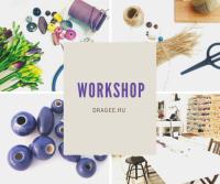 Ékszerkészítő Workshop          2020 MÁRCIUS 7.  Szombat 10:30-13:30